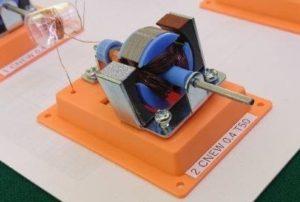 導電性CNTワイヤを用いたコイル