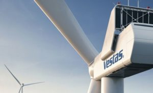 vestas wind turbine zero emission approach