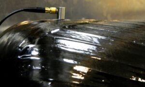 AEによるType IV の高圧タンク